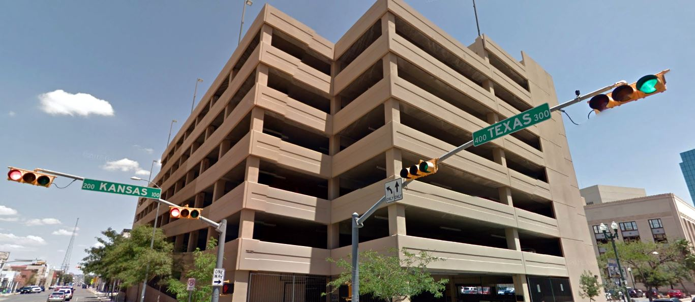 122 N. Kansas Parking Garage